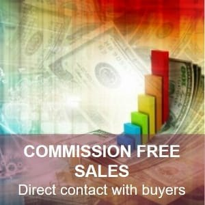 Commission Free Sales with Artists Info 300 sq (300x300)