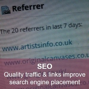 SEO benefits with Artists Info 300 (300x300)